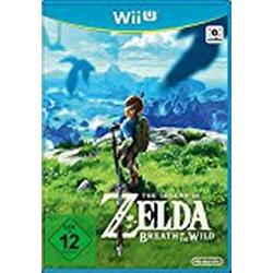 The Legend of Zelda: Breath of the Wild / [Wii U]